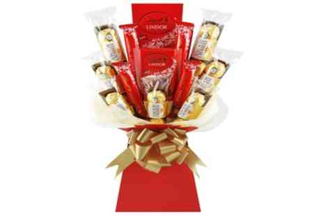 flowers delivery 4 u - Chocolate Bouquet Order - Save 0%