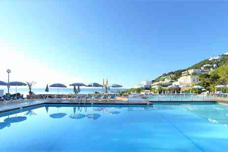 Palladium Hotel Don Carlos - Four Star All Inclusive Adults Only Balearic Getaway for two - Save 64%