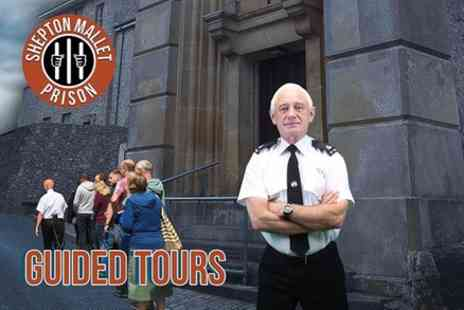 Shepton Mallet Prison - Guided Tour - Save 0%