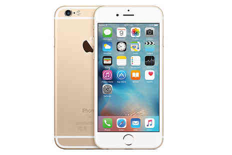 E Circuits - Unlocked Apple iPhone 6S, 16GB or 64GB Choose from 4 Colours - Save 72%