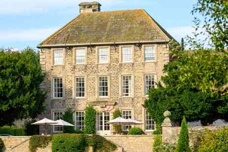 Headlam Hall Country Hotel & Spa - County Durham stay with cream tea - Save 31%