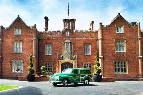 De Vere Latimer Estate - Four Star 19th Century County Retreat Within the Chiltern Hills for two - Save 36%