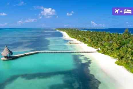 Canareef Resort Maldives - Four Star Upgrade to the Sunset Beach Villa Free upgrade - Save 0%