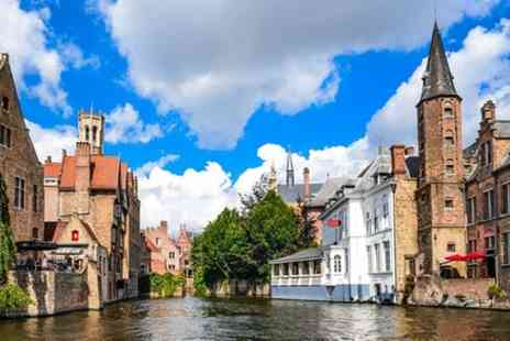 Anderson Tours - 3 Day Amsterdam and Brugge Break - Save 0%