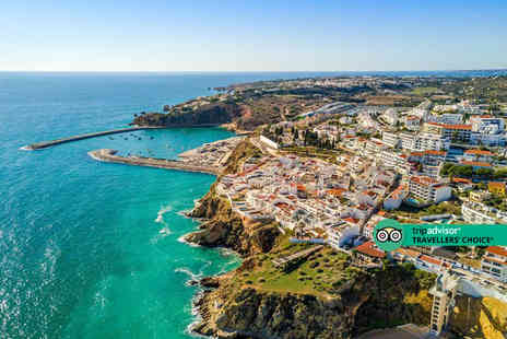Weekender Breaks - Two nights Algarve beach break with breakfast and return flights - Save 36%