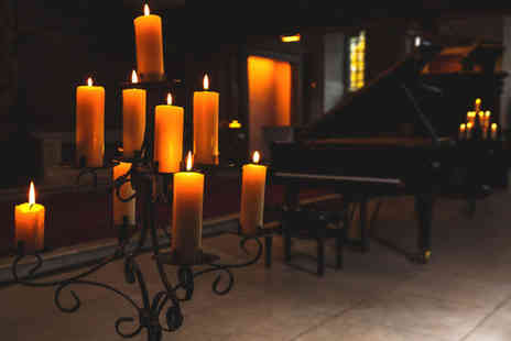 CityMusic Promotions - Ticket to a candlelit Valentines Opera Gala - Save 50%