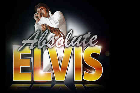 GLK Promotions - Absolute Elvis Johnny Lee Memphis ticket catch the show on the 27th February - Save 41%