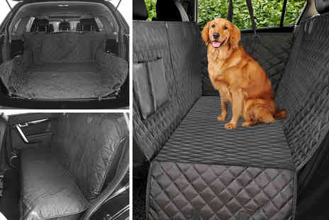 Litnfleek - Quilted pet carrier seat cover - Save 71%