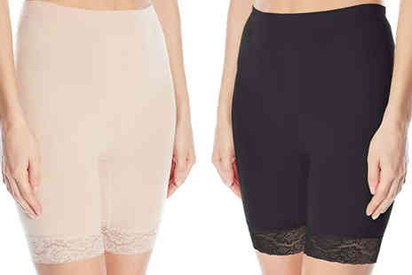 Boni Caro - Pair of anti chafing slip on shorts - Save 77%