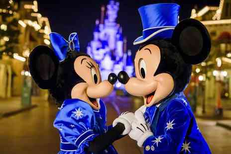 Weekender Breaks - Two nights Disneyland Paris holiday and flights - Save 45%