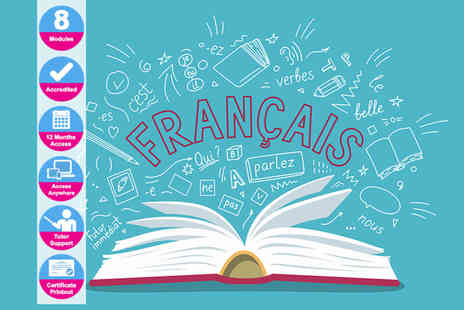 Oplex Careers - Accredited online French language course - Save 0%