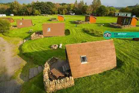 Barnsoul Caravan Park - Two nights glamping stay for two - Save 0%