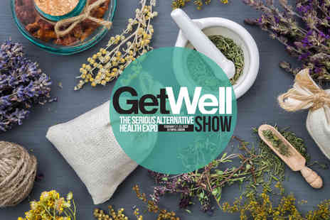 The Get Well Show - Day ticket or Three day weekend ticket - Save 40%