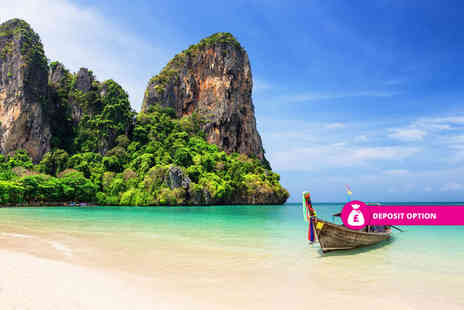 Great Pacific Travels - Ten nights Phuket and Koh Samui break with return flights - Save 40%