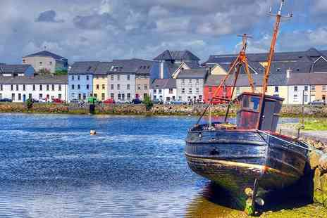 The Coach House Hotel - Overnight Oranmore stay for two people with breakfast, three course dining and late checkout - Save 34%