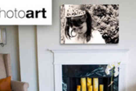 Photoart Warehouse -20 x 30 canvas print - Save 78%