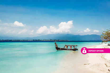 Great Pacific Travels - Eight nights Bali and Gili Island break with return flights - Save 38%