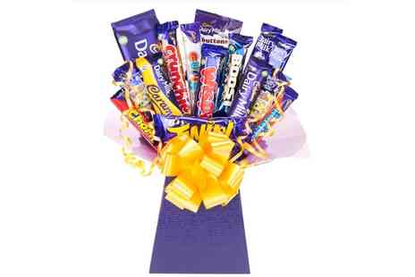 KNPH - Luxury Valentines Cadbury chocolate bouquet get the perfect gift for your loved one - Save 60%
