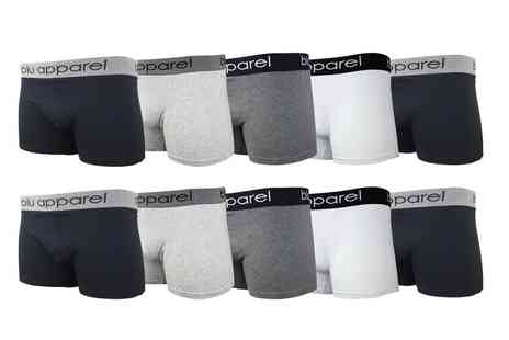 Blu Apparel - Three pack of boxers - Save 0%