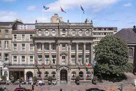 InterContinental Edinburgh The George - Five Star Award winning 19th Century Property with Illustrious Heritage - Save 38%