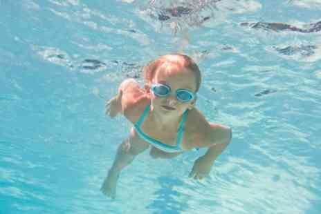 Kingfisher Swim School - One Month Kids Swimming Lessons - Save 67%