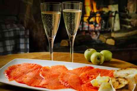 Delicious Deli of Sevenoaks - Choice of Brunch with Glass of Prosecco for One or Two - Save 33%