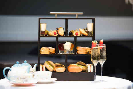 The Savannah Bar and Restaurant - Afternoon tea for two or add a glass of Prosecco each - Save 44%