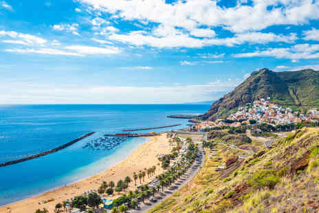 Bargain Late Holidays - Escape with a three, four, five or seven nights getaway to Tenerife Now with the ability to choose your flights - Save 0%
