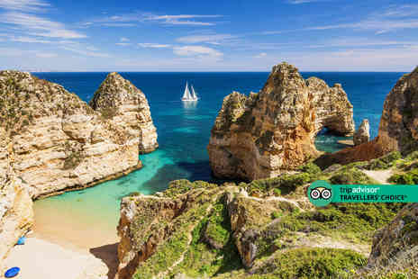 Bargain Late Holidays - Seven nights all inclusive Algarve break with return flights - Save 28%