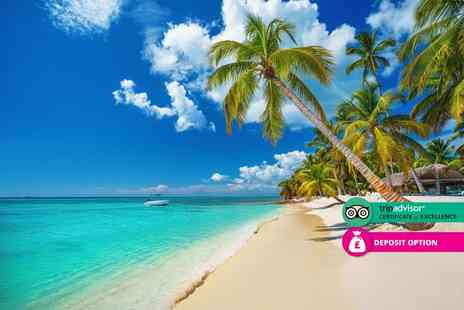 Travel Center - Seven nights Punta Cana break with return flights - Save 22%