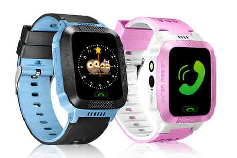 SPOT PROMOTIONS - Child gps safety watch - Save 86%