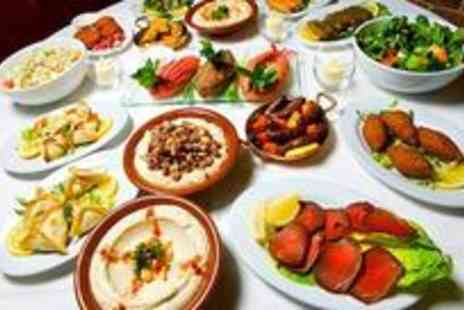 Bouzouki by Night - 15 dish Greek meze banquet for two with live Greek music and dancing - Save 58%