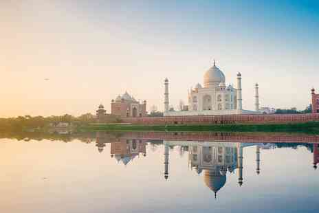 Falcon and Sachz Tours - 13 Nights north and south India tour including flights and excursions - Save 0%