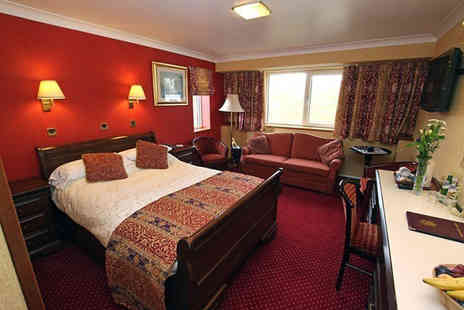 Shap Wells Hotel - Overnight Cumbria stay for two people with breakfast - Save 34%