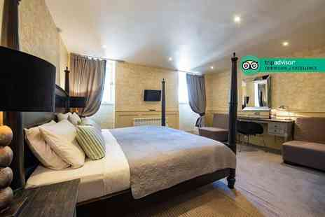 Brooks Hotel - Overnight stay for two people including breakfast, a bottle of Prosecco, strawberries and late checkout - Save 39%