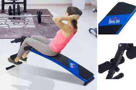 Mhstar - Home sit up workout bench - Save 59%