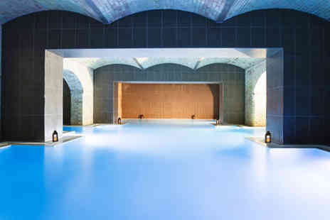 Bannatyne Spa Hotel - Premium ELEMIS spa day for two people with three treatments each, spa access and a £10 voucher each - Save 61%