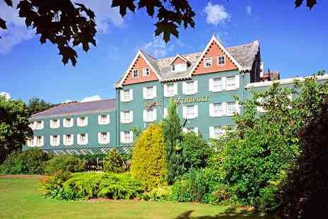 Metropole Hotel - Wales getaway with tasting menu dinner and bubbly - Save 52%