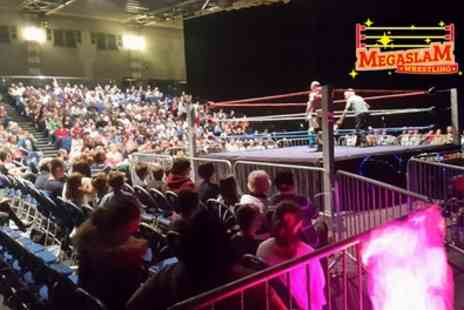 Megaslam American Wrestling - One or four tickets from 6th March To 30th May - Save 43%