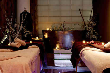 Antara Spa - Spa day with spa access, three treatments, hot drink and a £10 voucher for one - Save 53%