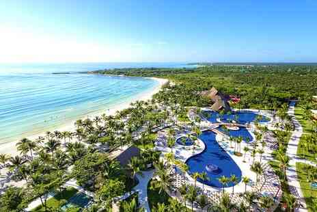 Barcelo Maya Beach - Five Star Luxury All Inclusive Beach Break on Iconic Coastline - Save 0%