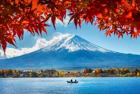 Secrets of Japan Tour - Four Star Magical Landscapes and Cultural Marvels - Save 0%