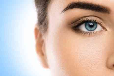 Revitalise Me - Full Set of Classic Eyelash Extensions with Optional Eyebrow Shape and Tint - Save 50%