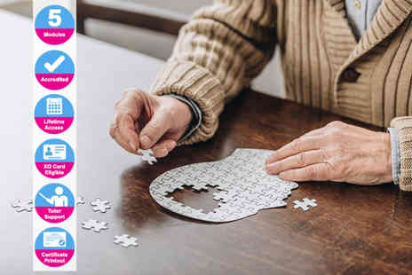 New Skills Academy - Accredited dementia awareness diploma - Save 84%