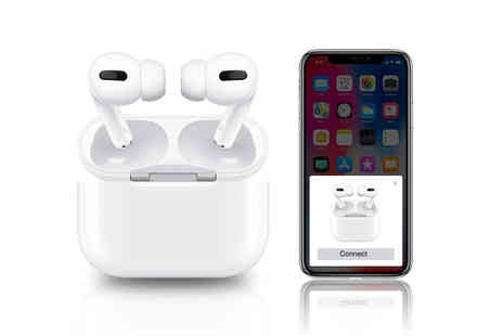 Wish Whoosh Offers - Pair of Apple Bluetooth 5.0 compatible pro earbuds - Save 69%