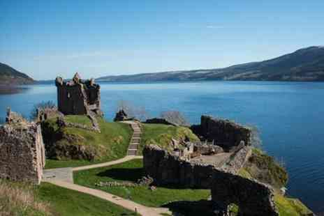 Ed Private Tours - Loch Ness, Highlands, Urquhart Castle, Small Group Day Tour - Save 0%