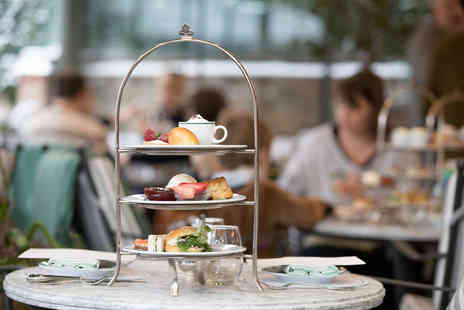 Three Fyshes - Afternoon tea with a glass of Prosecco for two - Save 0%