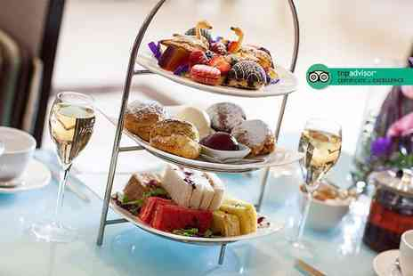 The Montcalm Hotel - Afternoon tea for two people with a glass of Prosecco each - Save 62%