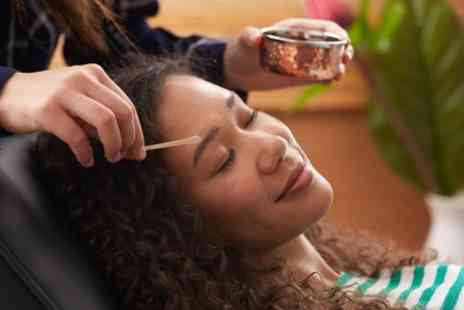Addiction Beauty Salon - Two Small or Medium Areas of Wax Plus Underarm Area - Save 40%