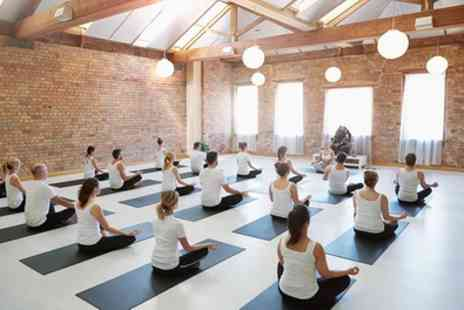 Yoga by Star Webb - Five 90 Minute Yoga Classes - Save 38%